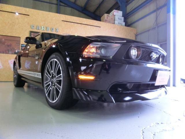 V8 GTグラスルーフレッドホット 走行1.2万Km(29枚目)