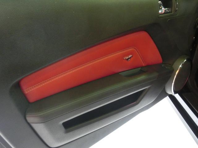 V8 GTグラスルーフレッドホット 走行1.2万Km(38枚目)