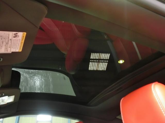 V8 GTグラスルーフレッドホット 走行1.2万Km(41枚目)