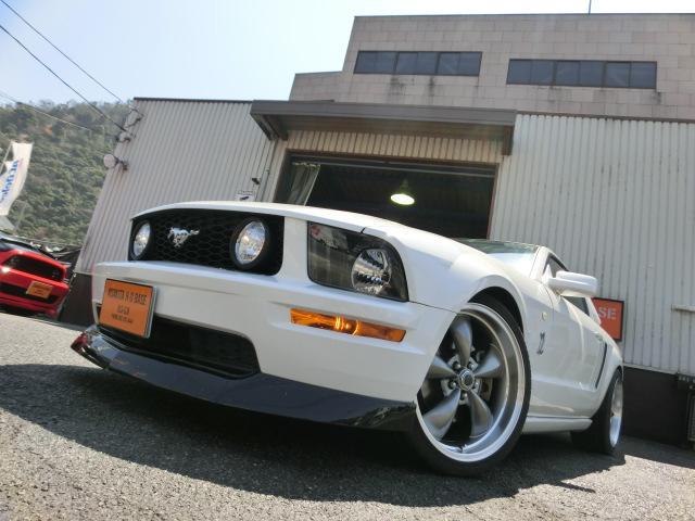 V8 GT プレミアム 正規ディーラー車 カスタム車(3枚目)