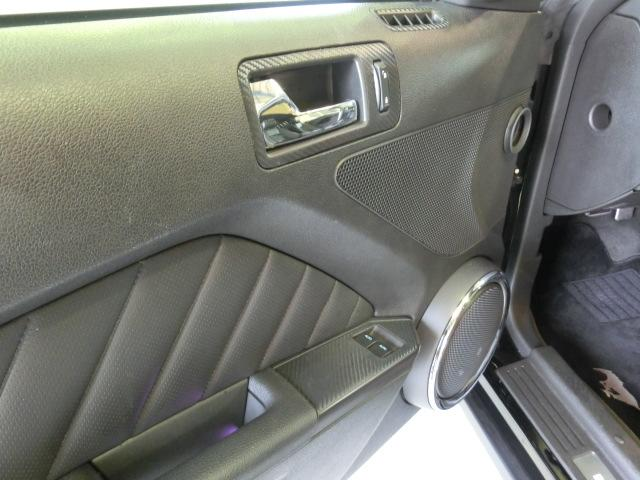 V8 GTクーペ グラスルーフ ザ ブラック 35台限定車(30枚目)