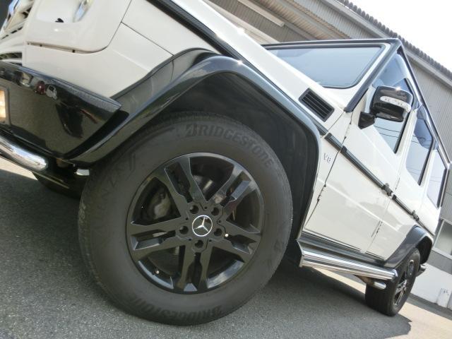 G550 ロング エディションセレクト 4WD ワンオーナー(9枚目)