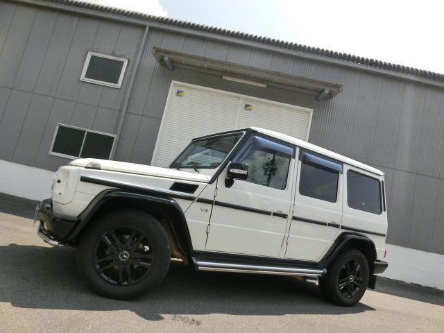 G550 ロング エディションセレクト 4WD ワンオーナー(15枚目)