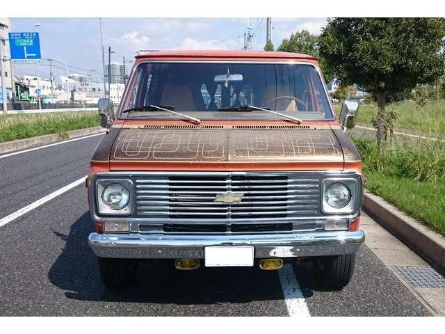 「シボレー」「シボレー シェビーバン」「ミニバン・ワンボックス」「広島県」の中古車7