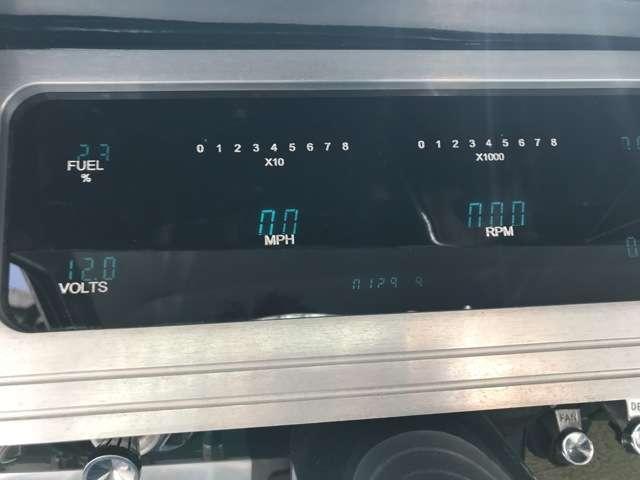 ローライダー TPI エンジン ダコタメーター3ナンバー(13枚目)