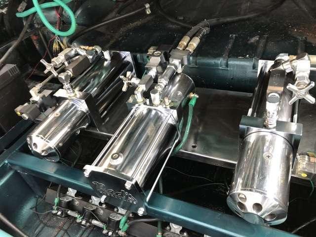 ローライダー TPI エンジン ダコタメーター3ナンバー(17枚目)
