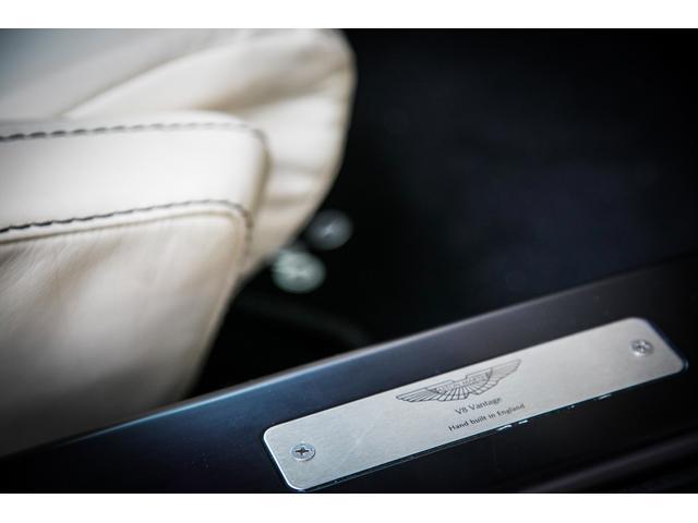 アストンマーティン アストンマーティン V8ヴァンテージ クーペ ハイパーフォージド パワークラフト ローダウン