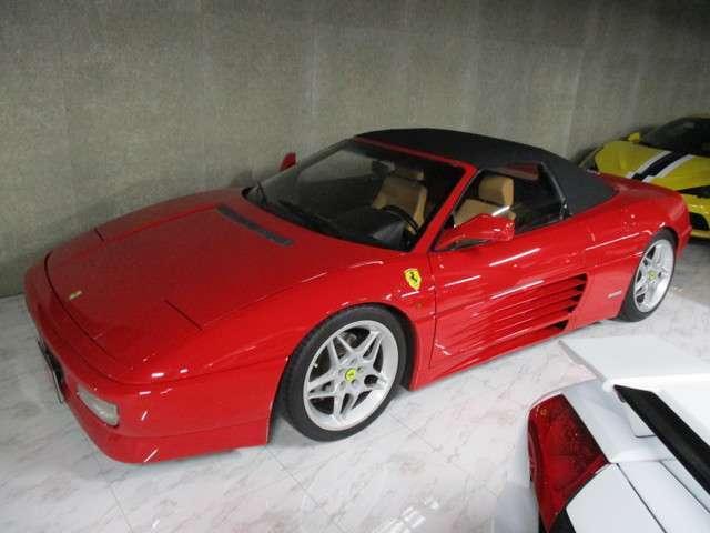 フェラーリ フェラーリ 348 スパイダー
