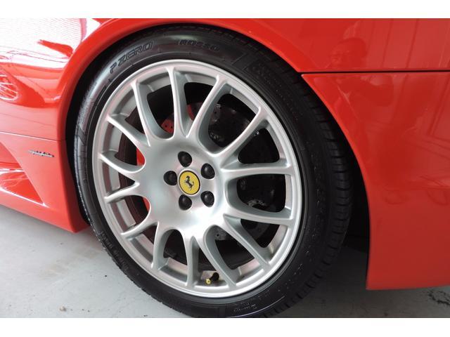 フェラーリ フェラーリ F430 F1 カーボンブレーキ パワクラマフラー