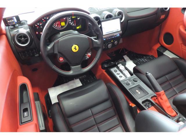 フェラーリ フェラーリ F430スパイダー F1 ディーラー車