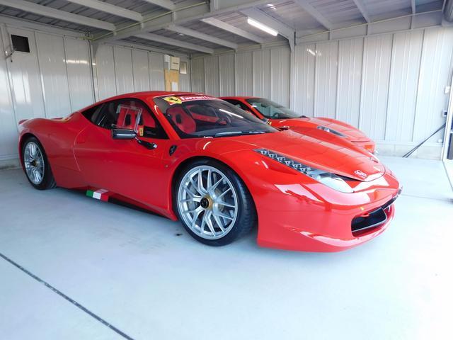 フェラーリ フェラーリ 458イタリア F1 DCT458チャレンジ