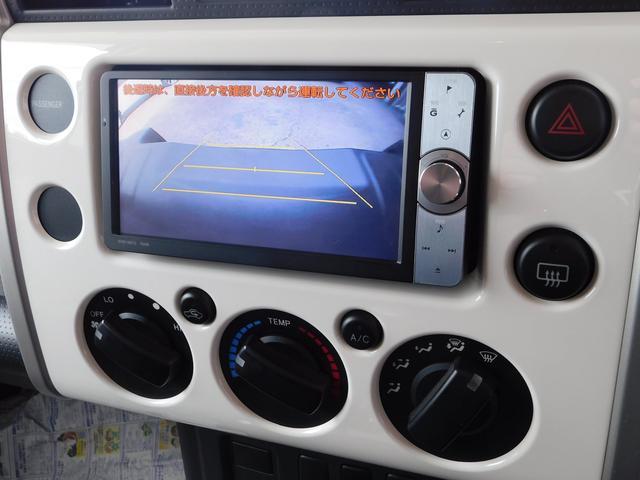 カラーパッケージ 4WD ナビTV オーバーフェンダー(10枚目)
