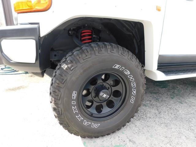 カラーパッケージ 4WD ナビTV オーバーフェンダー(16枚目)
