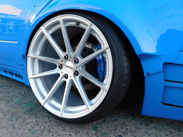 V300ベルテックスエディション 車高調 フルエアロ(10枚目)
