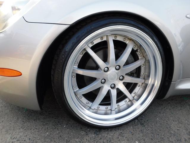 SC430 ラッシュ車高調(13枚目)