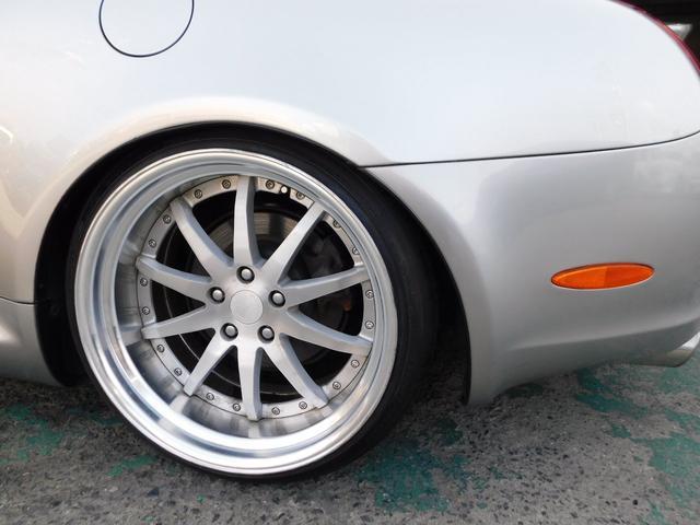 SC430 ラッシュ車高調(14枚目)