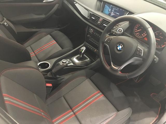 BMW BMW X1 sDrive 20i スポーツ ワンオーナー 禁煙 純正ナビ