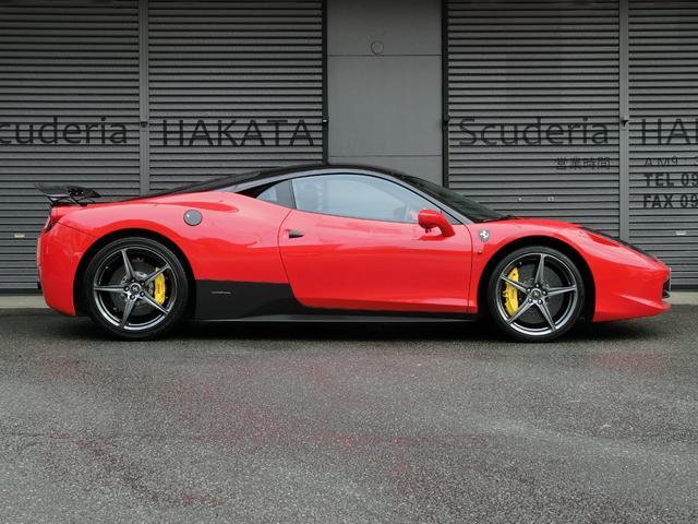 「フェラーリ」「458イタリア」「クーペ」「福岡県」の中古車4