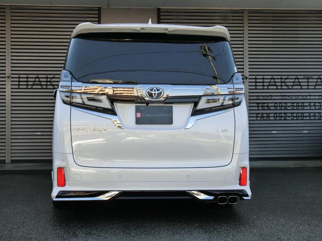 3.5Z G 純正10型ナビ リヤ12.1型 車高調(6枚目)