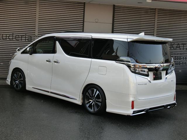 3.5Z G 純正10型ナビ リヤ12.1型 車高調(8枚目)
