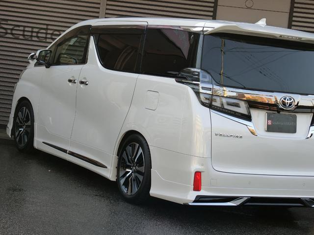 3.5Z G 純正10型ナビ リヤ12.1型 車高調(9枚目)