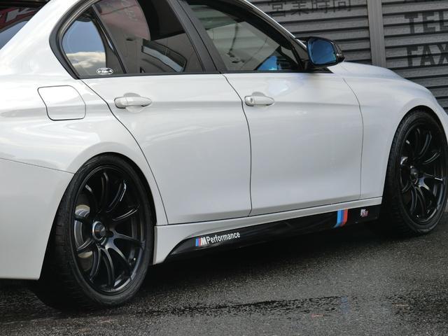 320d Mスポーツ ディーゼルTB 後期モデル KW車高調(7枚目)