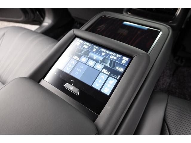 LS500h エグゼクティブ 4WD ワンオーナー 禁煙車 マークレビンソン リヤ―エンターテイメントS(24枚目)