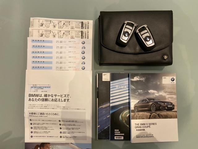 640iグランクーペMスポーツ コンフォートPKG 記録簿付(4枚目)