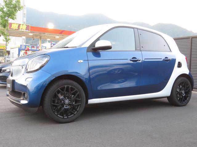 スマート スマートフォーフォー smart for four prime turbo