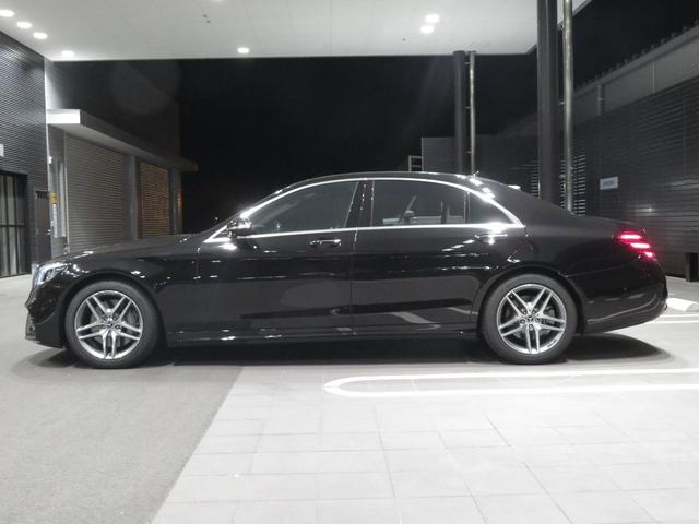 S560ロング デモカー AMGライン(7枚目)