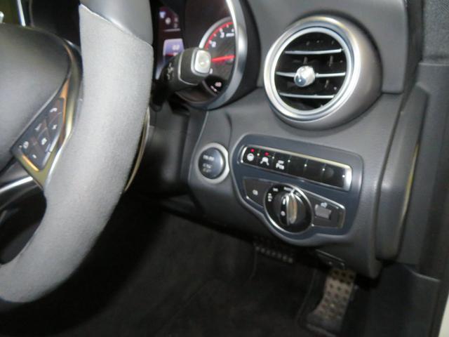 C63 Sクーペ 前期モデル デモカー サンルーフ 本革(13枚目)