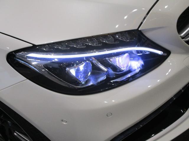 ◆LEDハイパフォーマンスヘッドライト◆LEDを使用することで、良好な視認性を確保。長寿命・低消費電力!
