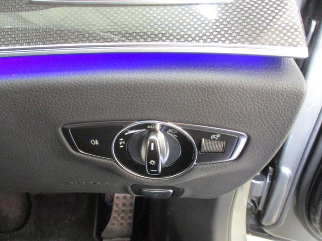 ◆オートライト◆周囲の明るさに合わせてヘッドライトが自動で点灯します。