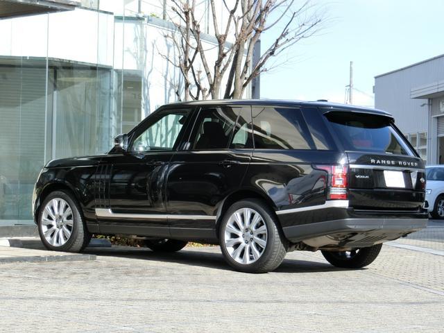 3.0 V6 スーパーチャージド 弊社試乗車 認定中古車(2枚目)