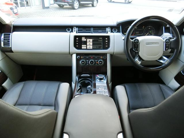3.0 V6 スーパーチャージド 弊社試乗車 認定中古車(4枚目)
