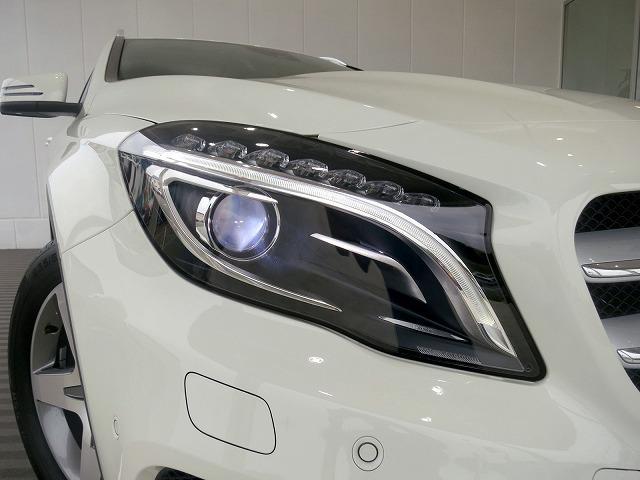 メルセデス・ベンツ M・ベンツ GLA180 スポーツ AMGスタイリングPKG HDDナビ