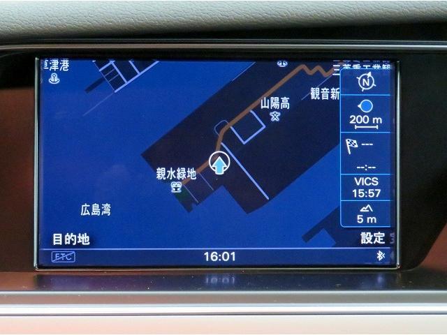 アウディ アウディ A4アバント 2.0TFSI SラインPKG 純正HDDナビ フルセグTV