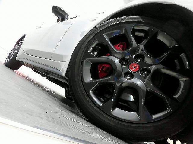 「アバルト」「124 スパイダー」「オープンカー」「福岡県」の中古車8