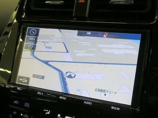 Sセーフティプラス セーフティセンスP 純正SDナビ フルセグTV Bカメラ ETC ACC レザー調シートカバー 本革巻きステアリング LEDヘッドライト 純正15inアルミホイール クリアランスソナー バックソナー(8枚目)