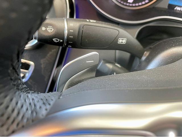 GLC220d 4マチック クーペ AMGライン ガラスサンルーフ アクティブブレーキアシスト アクティブステアリングアシスト ブラインドスポットシステム ACC パドルシフト LEDヘッドライト 純正19アルミホイール 前後PTS オートトランク(25枚目)