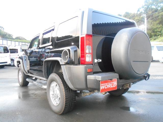 「ハマー」「ハマー H3」「SUV・クロカン」「福岡県」の中古車4