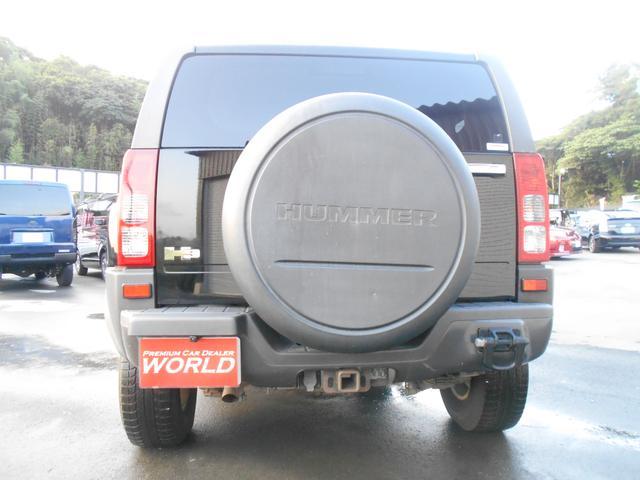 「ハマー」「ハマー H3」「SUV・クロカン」「福岡県」の中古車5