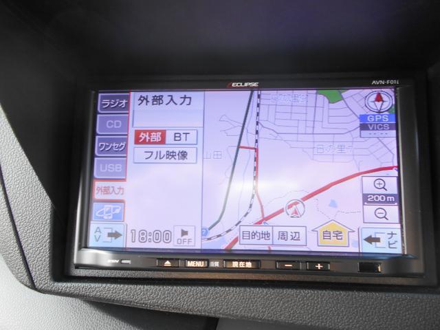 ホンダ CR-Z αブラックレーベル 社外ナビ地デジBカメラ社外17AW