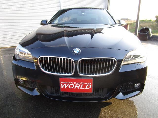 平成25年{2013年}BMW523d Mスポーツ 正規ディーラ車 修復歴無 HDDナビフルセグ Bカメラ