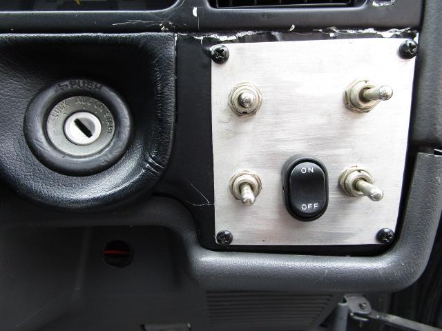 ロングSDX 4本独立エアサスキット ベンチシート(12枚目)