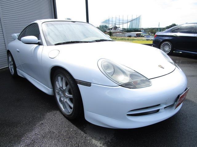 911カレラ GT3仕様 茶革シート HDDナビフルセグ(3枚目)