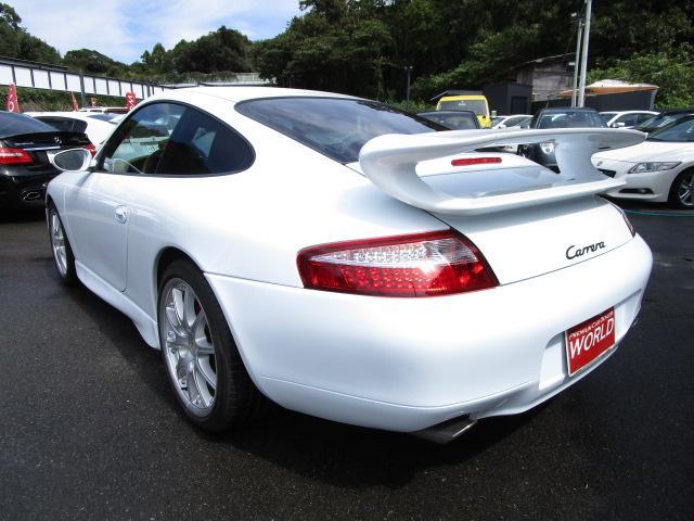 911カレラ GT3仕様 茶革シート HDDナビフルセグ(4枚目)