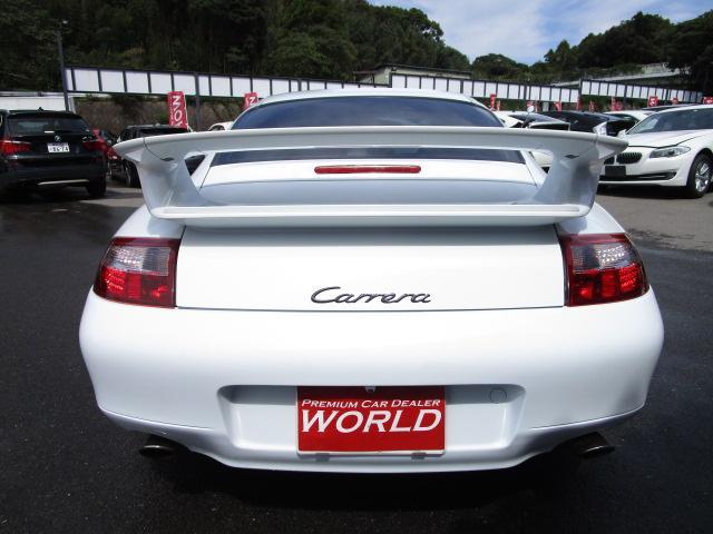 911カレラ GT3仕様 茶革シート HDDナビフルセグ(5枚目)