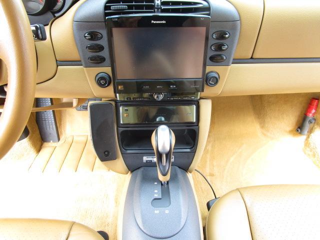 911カレラ GT3仕様 茶革シート HDDナビフルセグ(17枚目)