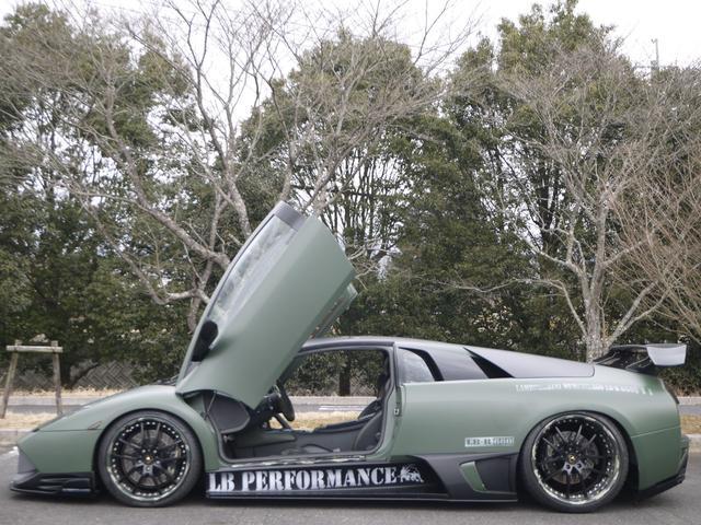 ランボルギーニ ランボルギーニ ムルシエラゴ eギア LB-PerformanceLB-R ZEROSEN